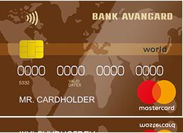 Кредитная карта Mastercard World Cash Back